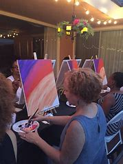 Aerials & Painting Party